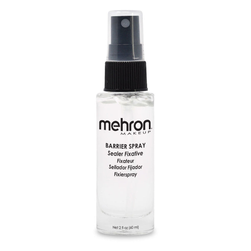 Mehron Barrier spray pump bottle 2 oz. 145