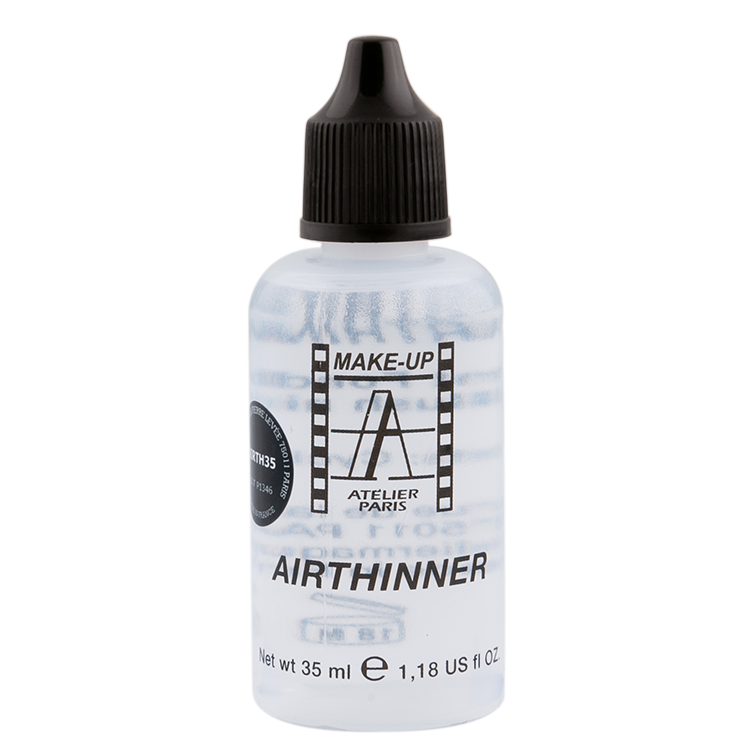 Atelier air thinner diluyente para base de aerógrafo AIRTH