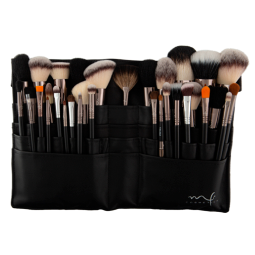 Marifer cosmetics kit 34 brochas profesionales