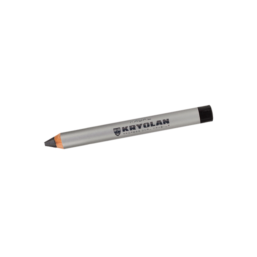Kryolan kajal pencil (black NEGRO)
