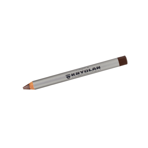 Kryolan kajal pencil (dark brown)