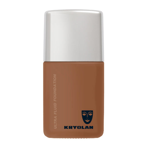 Kryolan Ultra Fluid Foundation Olive S3  (KUFF13)