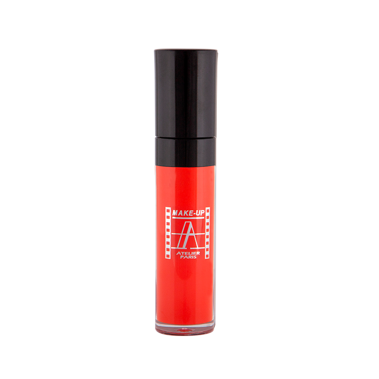 Atelier long lasting lip gloss (orange)