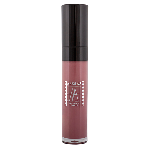 Atelier long lasting lip gloss (purple brown)