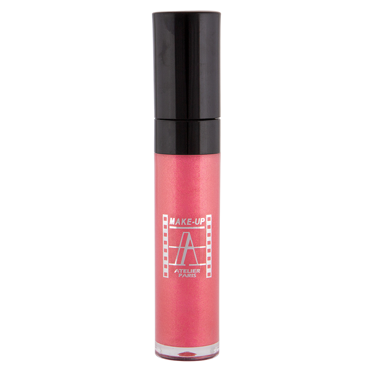 Atelier lip gloss irisado SS03 (Oriental rose)
