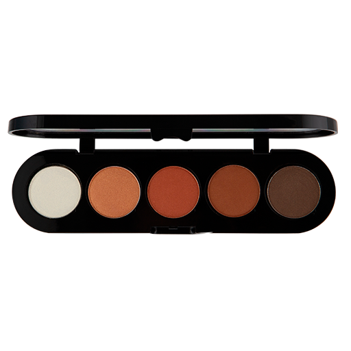 Atelier paleta de 5 sombras T15 (Honey brown)