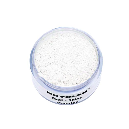 Kryolan Anti-Shine Powder polvo antibrillo