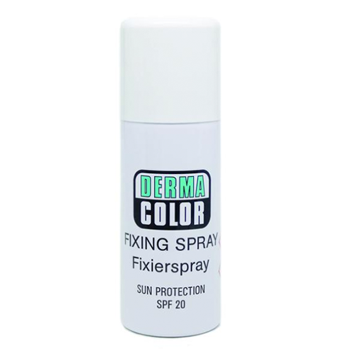 Kryolan dermacolor fixing spray fijador de maquillaje