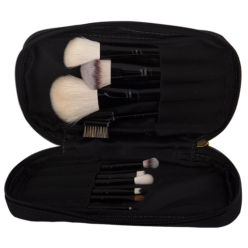 Marifer cosmetics kit 10 brochas profesionales