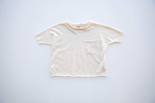 the short-sleeve basic pocket tee