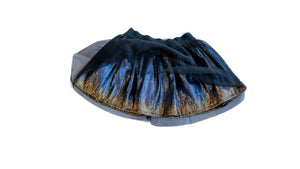 the midnight tulle skirt