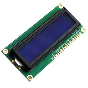 [Sintron] New 40-Pin GPIO Extension Board with LCD 1602 and Micro Servo Motor Starter Kit for Raspberry Pi 1 Models A+ and B+, Pi 2 Model B, Pi 3 Model B and Pi Zero - Sintron