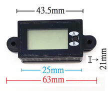 Sintron 7 Digits Dual Row LCD Coin Counter For Arcade Game Vending Machine