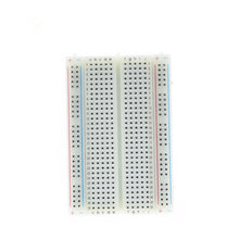 Sintron 1pcs Quality mini bread board / breadboard 8.5CM x 5.5CM 400 holes for Arduino - Sintron