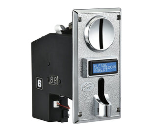 ST-003 Coin Operated Timer Control Box With 3 Prong/4 Prong 220V for US/Canada Dryer Power Plug - Sintron