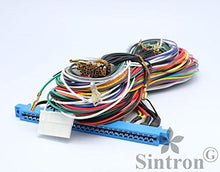 [Sintron] Arcade JAMMA Board Standard Cabinet Wiring Harness Loom 28*2 56pin Cable for Arcade Jamma Multigame Boards PCB Video Game Board - Sintron