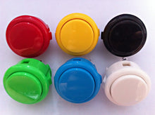 6pcs / kits Sanwa Push Buttons OBSF-30 for Arcade Jamma Games parts ( 6 Color ) - Sintron