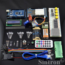 [Sintron] MEGA 2560 Upgrade Kit + Matrix display Motor LCD Servo Module for Arduino AVR Starter - Sintron