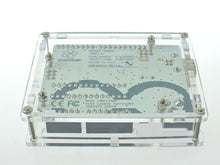 [Sintron] UNO R3 Transparent Gloss Acrylic Case Shell Enclosure Computer Box for Arduino Compatible UNO R3 V3 ATMEGA328P with instructions - Sintron
