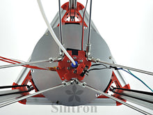 [Sintron] Kossel Mini Plastic Printed Parts full kit for MK8 Extuder RepRap Rostock Delta 3D Printer, PLA Red - Sintron