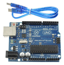 [Sintron] UNO R3 board with Ethernet Shield W5100 + PDF for Arduino AVR Learner