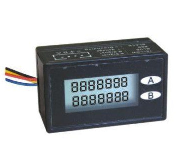 Sintron 7 Digits Dual Row LCD Coin Counter For Arcade Game Vending Machine - Sintron