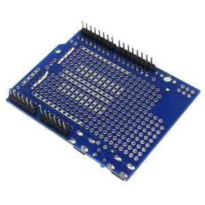 Sintron UNO R3 Proto Shield Prototype Expansion Board with SYB-170 Mini Breadboard Based for Arduino Diy Kit - Sintron