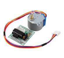 Sintron 1set 5V 4-phase Stepper Motor + Driver Board ULN2003 kit for Arduino - Sintron