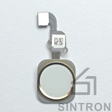 Sintron iPhone 5/5C/5S/6/6Plus/6S/6SPlus Home Button - Replacement Repair Part for iPhone Home Button Key Flex Cable Ribbon - Sintron