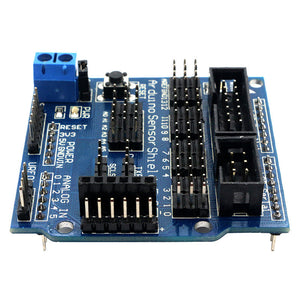 [Sintron]Sensor Shield V5.0 sensor expansion board for Arduino electronic building blocks of robot parts - Sintron