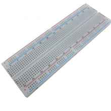 Sintron Solderless MB-102 MB102 Breadboard 830 Tie Point PCB BreadBoard For Arduino - Sintron