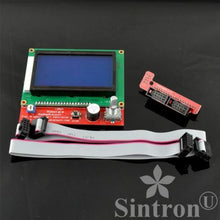 [Sintron] LCD 12864 Graphic Smart Display Controller for RepRap RAMPS 1.4 3D Printer Mendel Prusa Arduino Mega Pololu Shield Arduino RepRap - Sintron