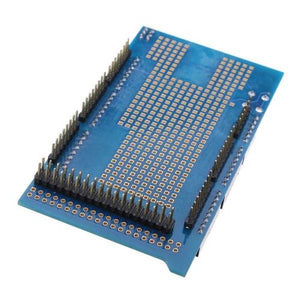 [Sintron]Mega2560 1280 Proto Shield V3 Expansion Board With Breadboard For Arduino - Sintron