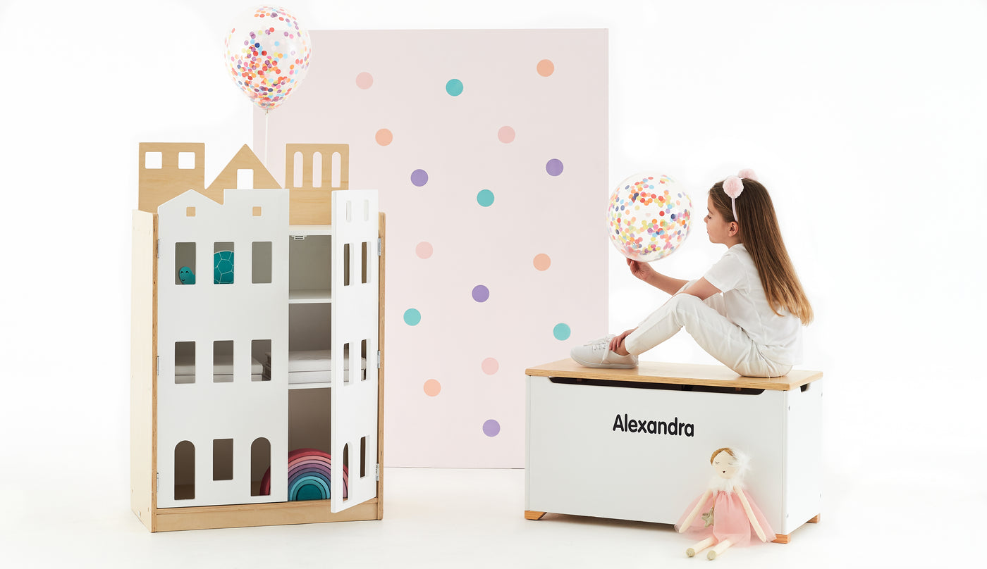Baby Bedroom In A Box Special: Kids Bedroom Furniture & Kids Wooden Toys Online