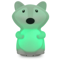 Aloka - Duski Rechargeable Bluetooth Night Light - Fox