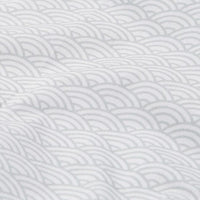 CAM CAM Doll's Bedding Grey Wave
