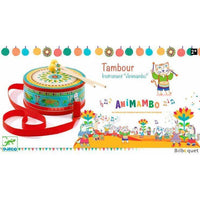 Djeco Animambo Drum-