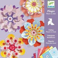 Djeco Flowers To Create Paper Creations