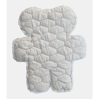 FlatOut Bear Rugs Milk