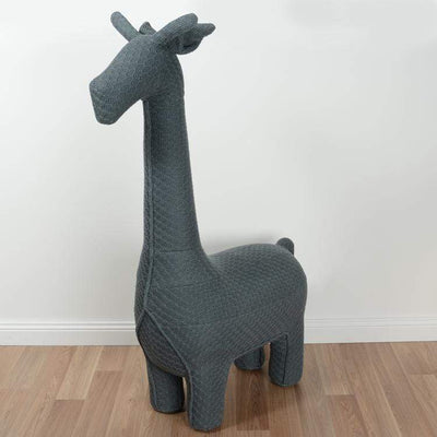 HABITAT101 Gerry the Giraffe Large Chair Dark Grey