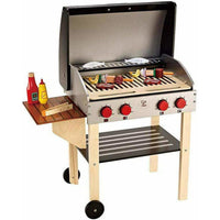 Hape Gourmet Grill with Food 22 Pieces