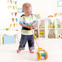 Hape Rainbow Push Pal-