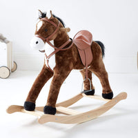 HipKids Rocking Horses Brown
