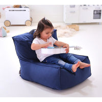 JUNO Canvas Bean Bag-Tan