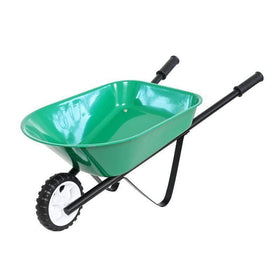 Kids Steel Toy Wheelbarrow