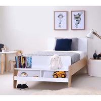 KODI Wooden Bed Single Bed
