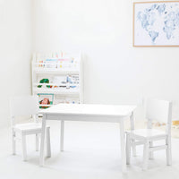 MARLO Table & 2 Chair Set White