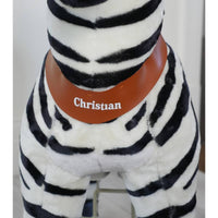 Ride On Walking Toy Zebra - Small-