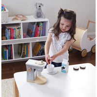 Toy Coffee Machine Set-