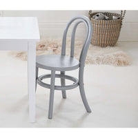 Yves Chair (2-pack) Grey